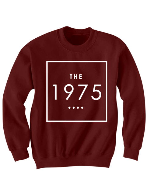 The 1975 Band Sweatshirt The1975 1975 Band Concert