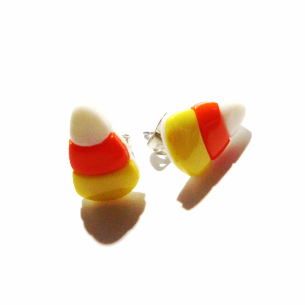 b518a99b7 Candy Corn Earrings · Nocturne's Armoire · Online Store Powered by ...