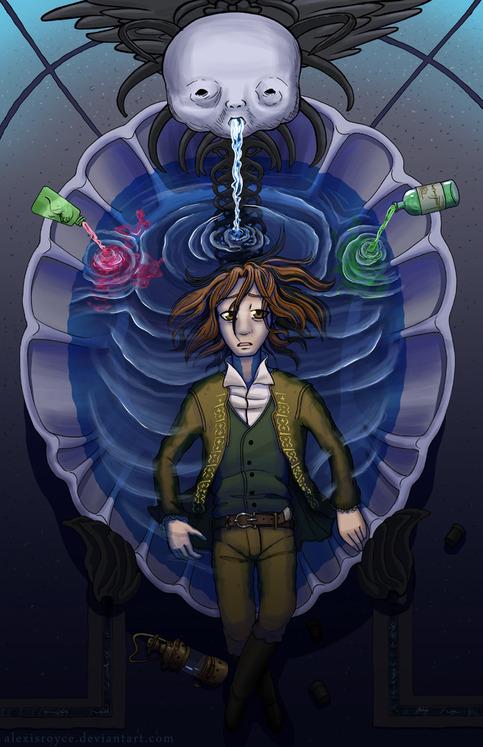 Amnesia; The Dark Descent: Pause on Storenvy