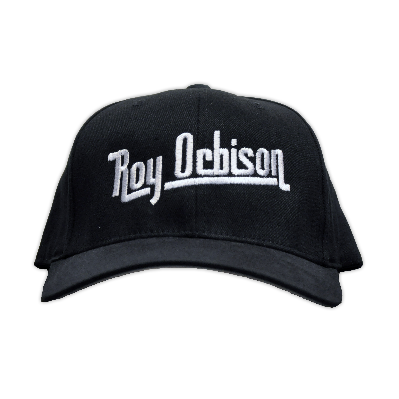 Roy Orbison Logo Flexfit Hat · Roy Orbison Online Store · Online ... d6076a9660c