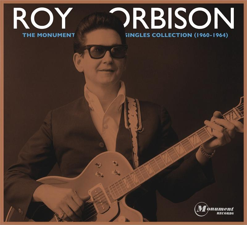 Monument Singles Collection Cd Dvd 183 Roy Orbison Online