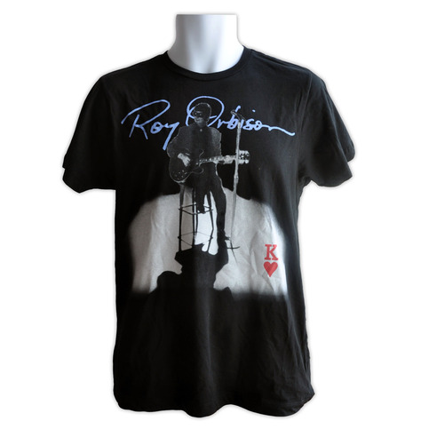 King Of Hearts T Shirt 183 Roy Orbison Online Store 183 Online