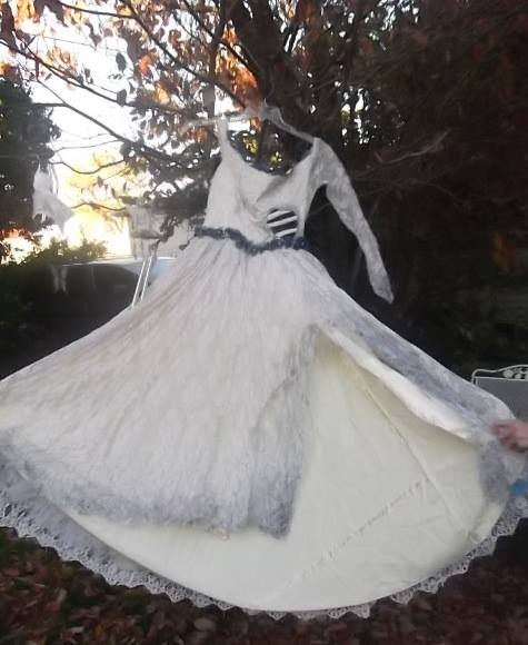 Corpse Bride Emily\'s Wedding Gown on Storenvy