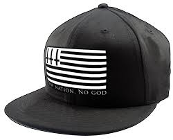 d1d03ebf BlackCraft Cult One Nation, No God - Snapback Hat · Nightly Couture ...