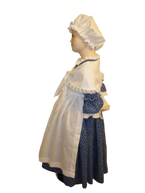 Custom Boutique Historical American Girl Inspired Felicity Colonial