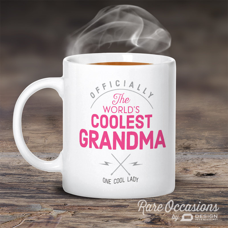 Cool Grandma Grandma Mug Birthday Gift For Grandma Grandma Gift