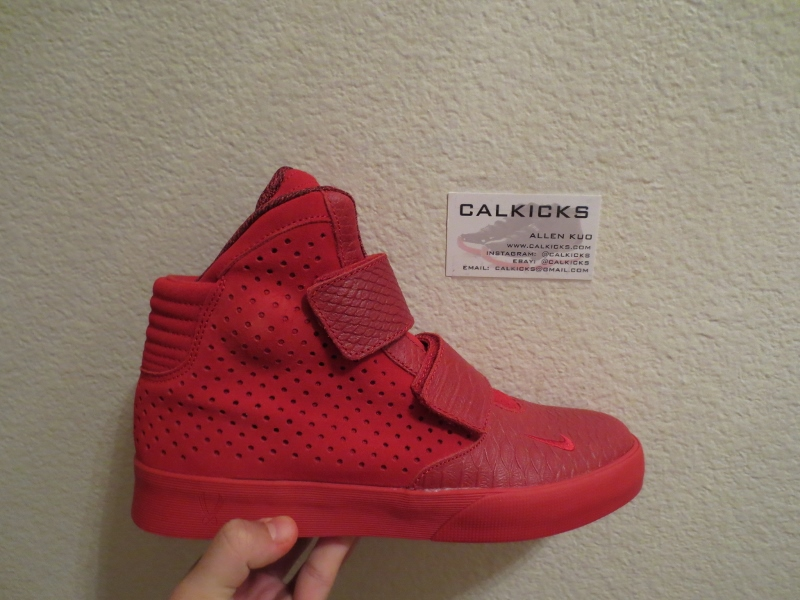 cheap for discount 114c0 debfe Nike Flystepper 2K3 Premium Gym Red October Yeezy