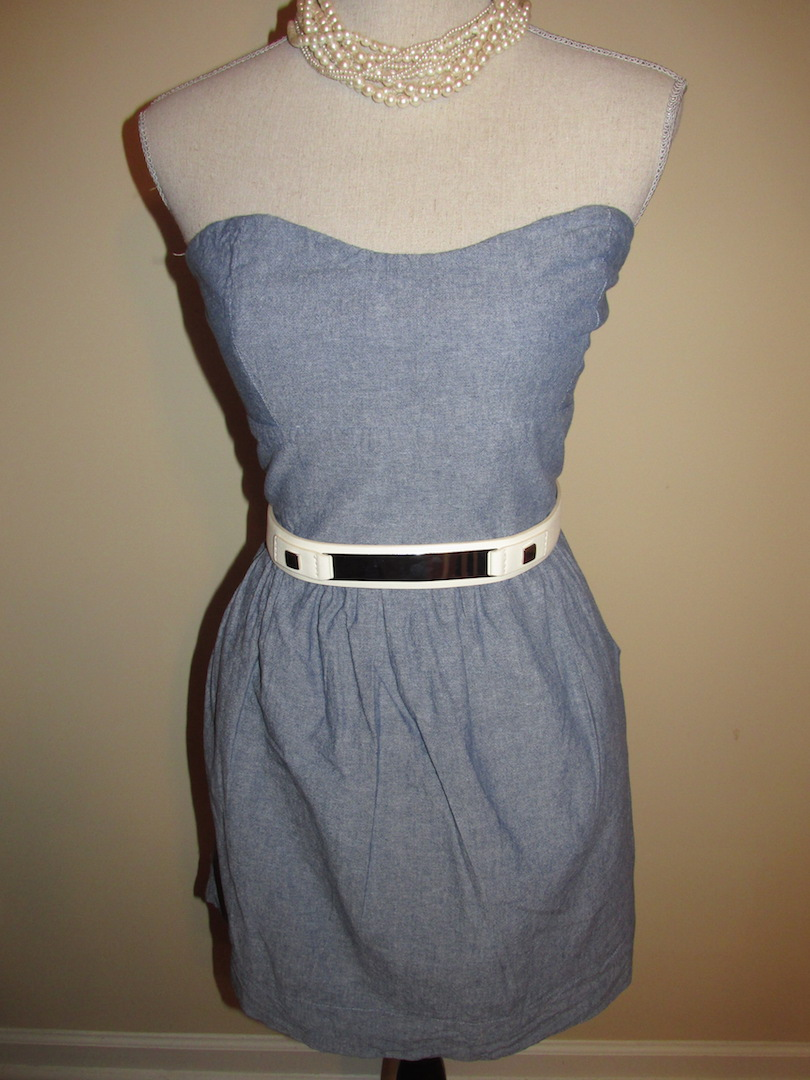 Size M Juniors Spring/Summer Dress sold by Marie's Thrift Closet