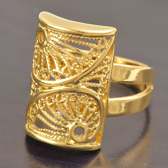 Ancient Greek Style Gold Ring · Gold Jewelry · Gold Jewelry line
