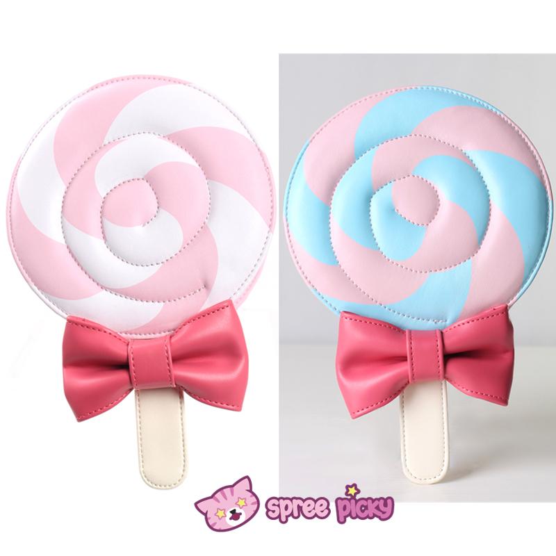 Body Colors Lollipop Lolita Bag Cross 2 Sp140437 Candy Harajuku Pq0wv7