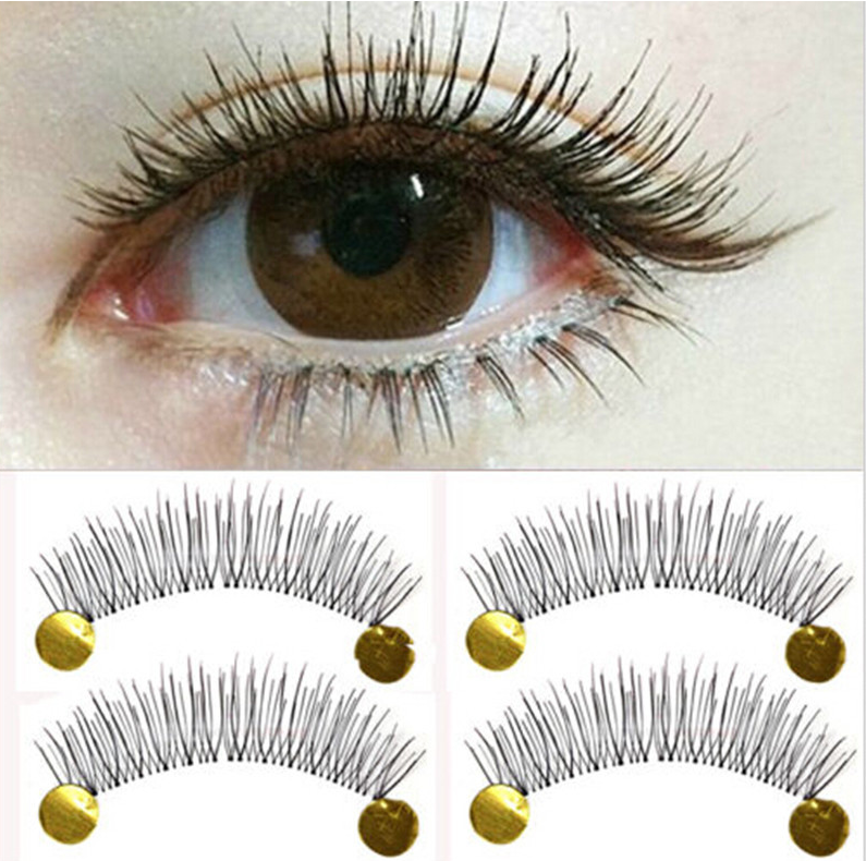10 Pair Natural False Eyelashes On Storenvy