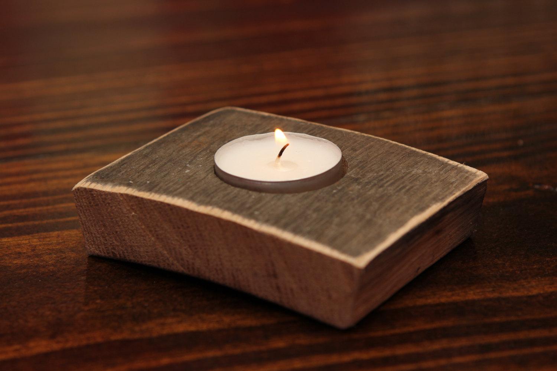 jack daniels whiskey barrel tealight holder groomsmen gift