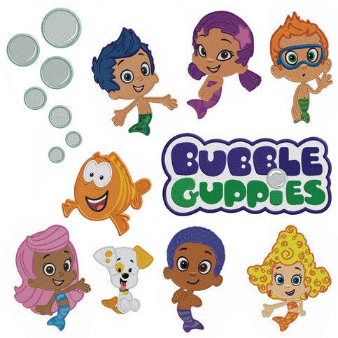 Bubble Guppies Kitchen Set