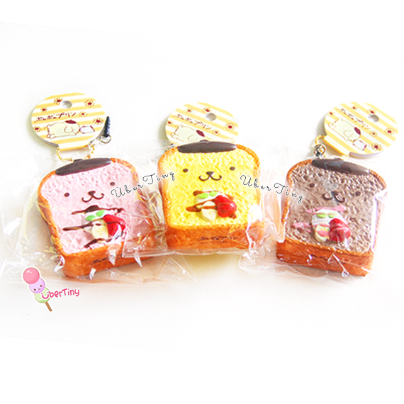 3a1f220e0 Pom Pom Purin French Toast Squishy (licensed) · Uber Tiny · Online ...