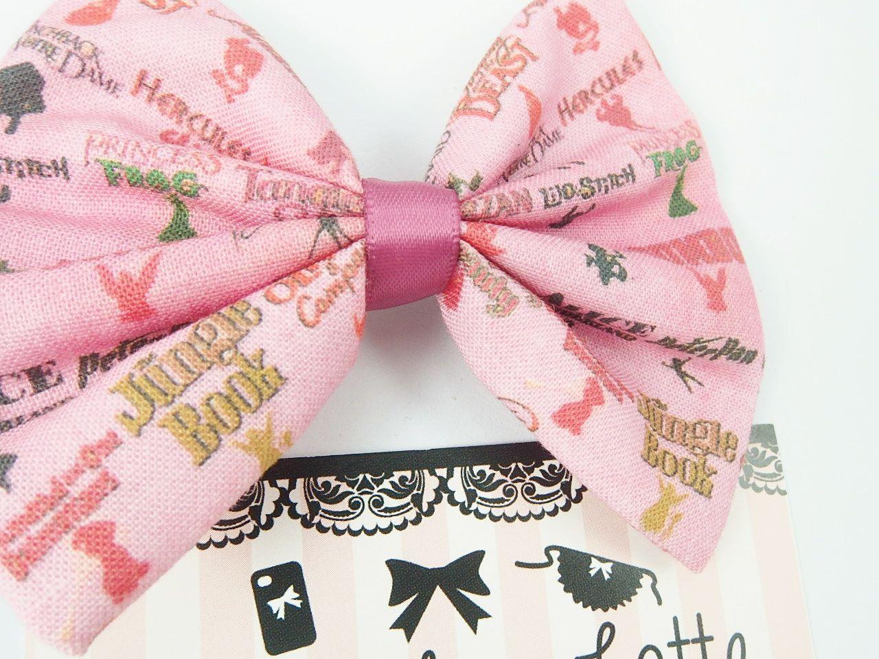 Fairytale hair bow