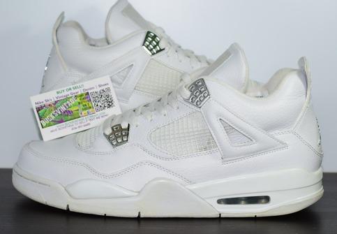 b2a5dbc4c8c Size 12 | 2005 Nike Air Jordan 4 IV PURE MONEY 308497-102 on Storenvy