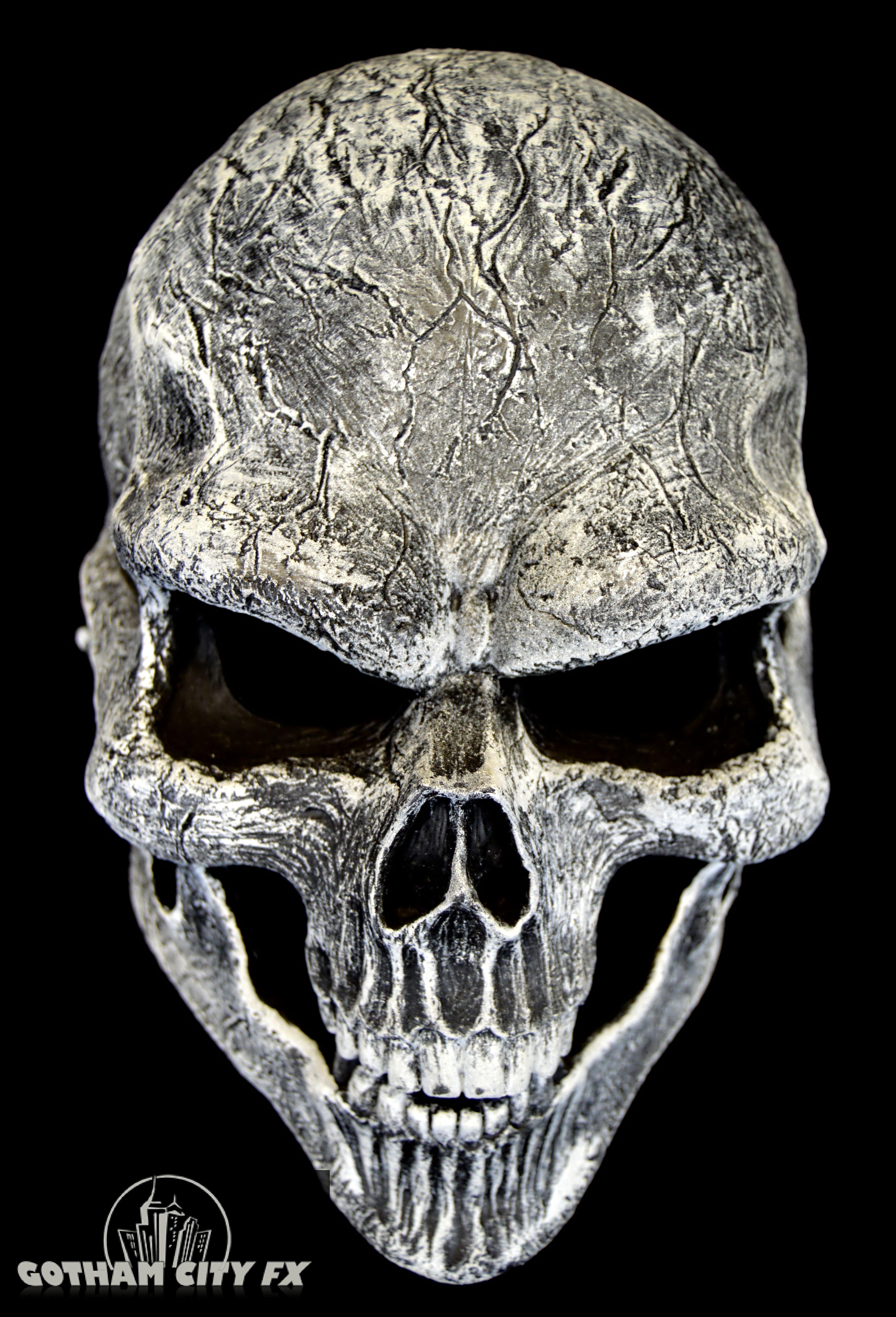 White ghost rider skull mask on storenvy whiteskulledit4 original solutioingenieria Images