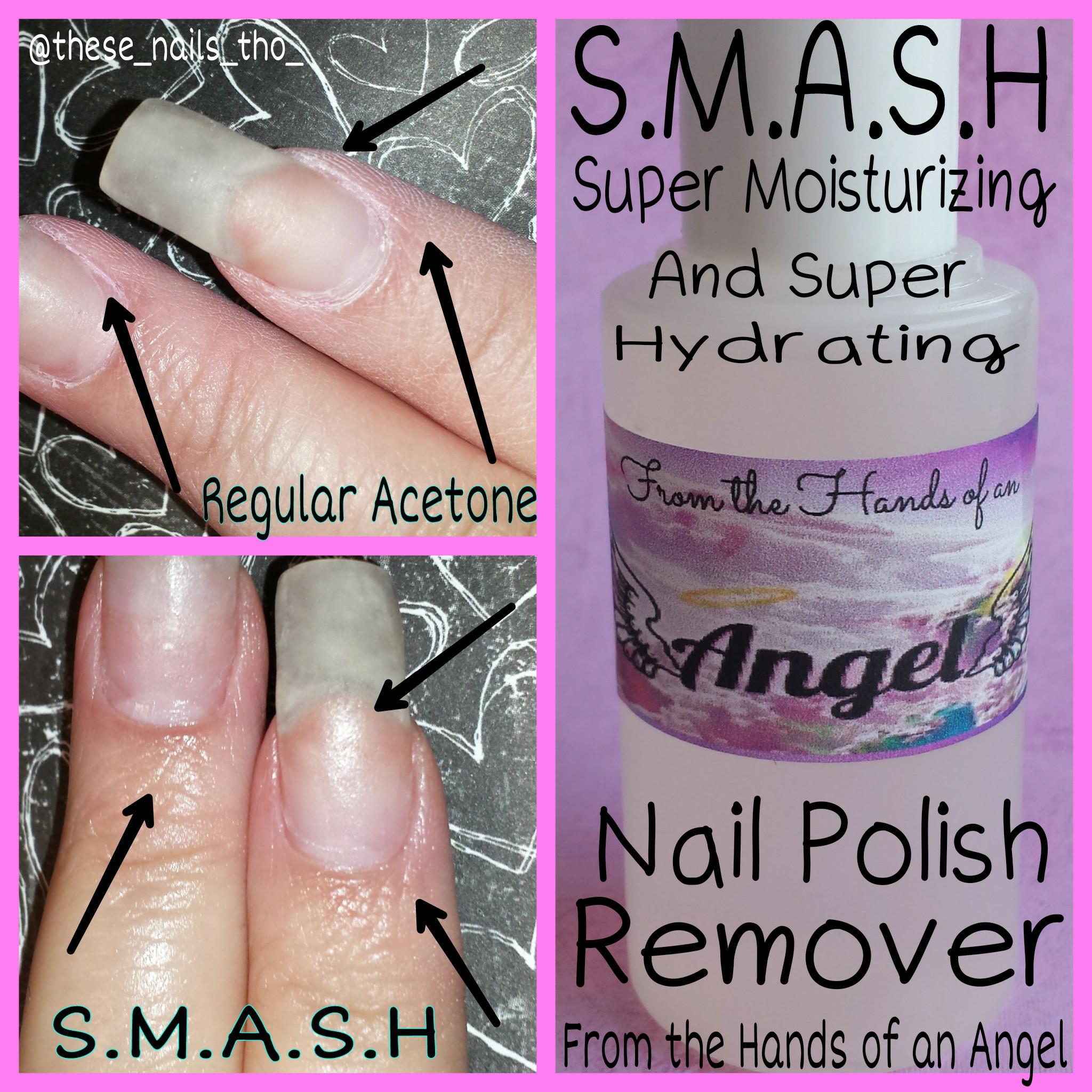 8 oz. Nail Polish Remover - Super Moisturizing And Super Hydrating ...