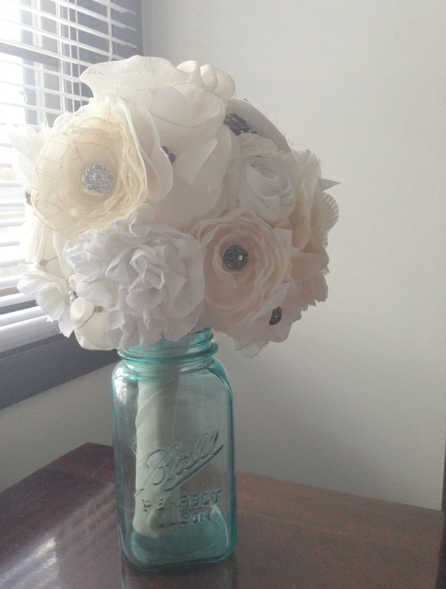 Custom Fabric Flower Bouquets on Storenvy