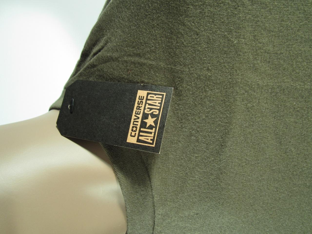 fc640870f9d0 ... Retro Converse Chuck Taylor All Star Faded T-Shirt M NWT Rare -  Thumbnail 2