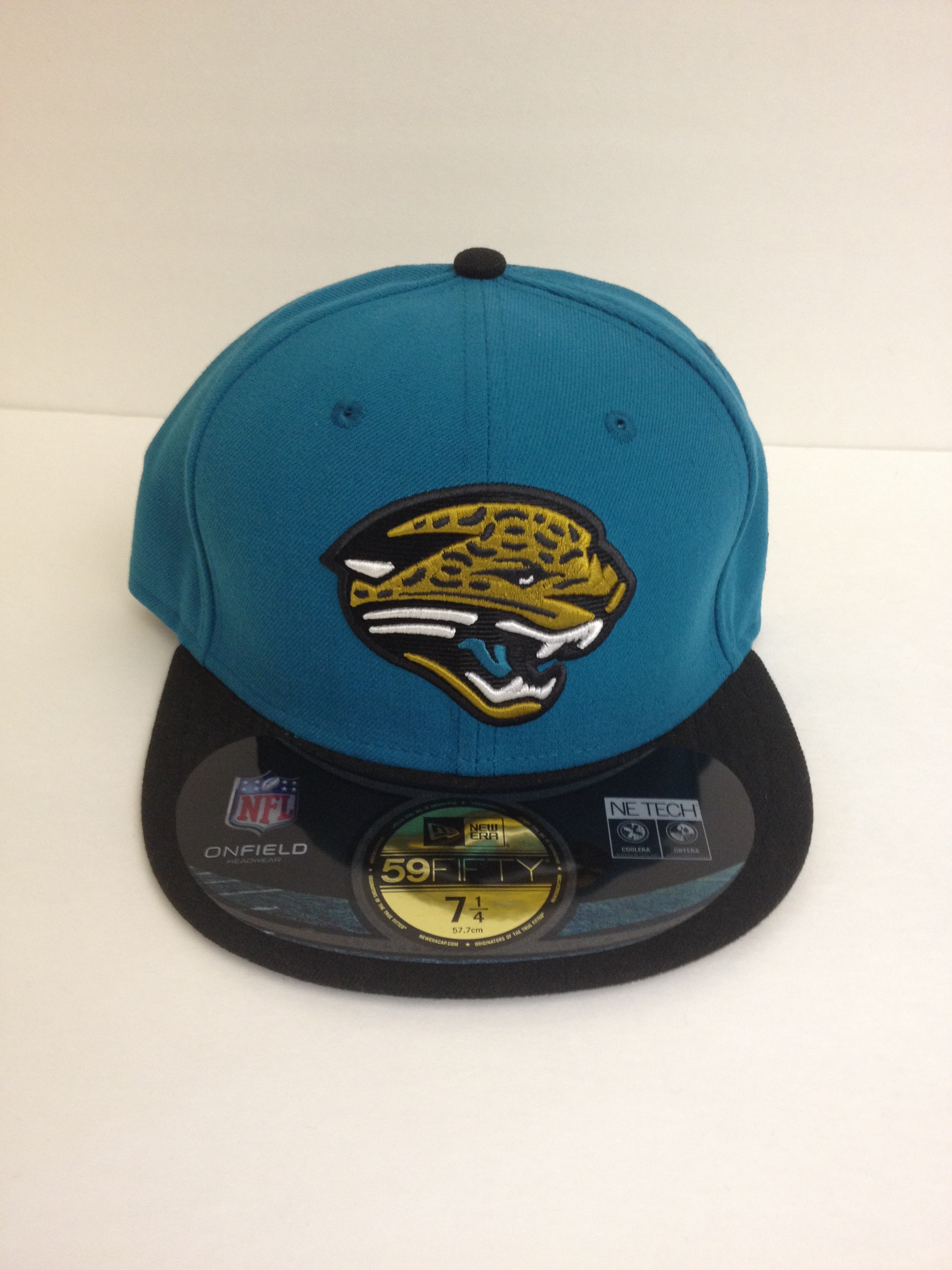 d338e83b123 NFL Jacksonville Jaguars 59Fifty Fitted Hat · Tiger s Discount Store ...