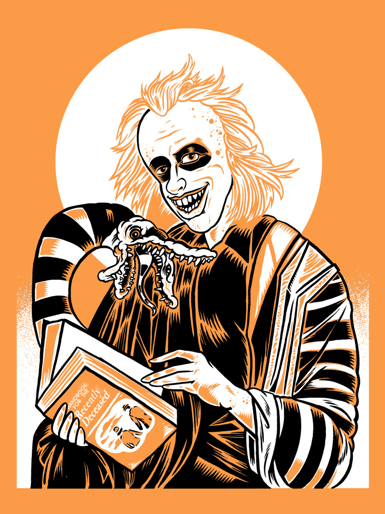 Craig Horky St Beetlejuice Online Store Powered By