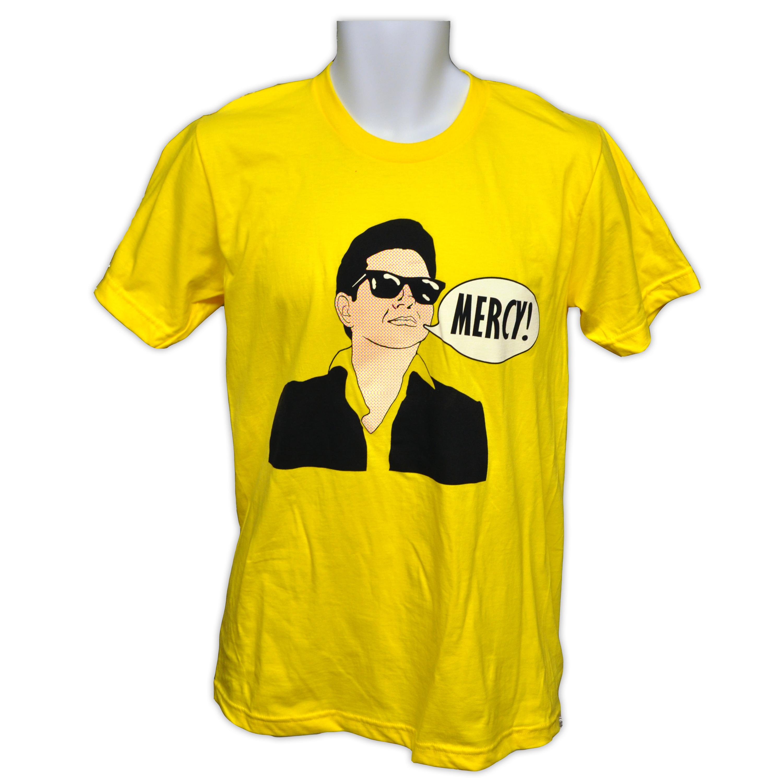 Mercy Roy Orbison T Shirt 183 Roy Orbison Online Store