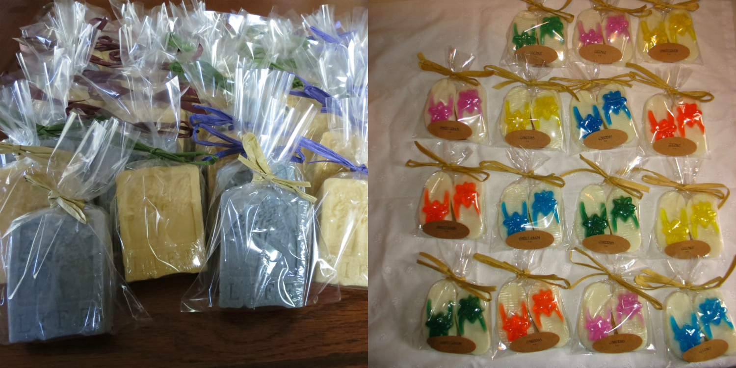 Set Of 20 Custom Soap Party Favors On Storenvy