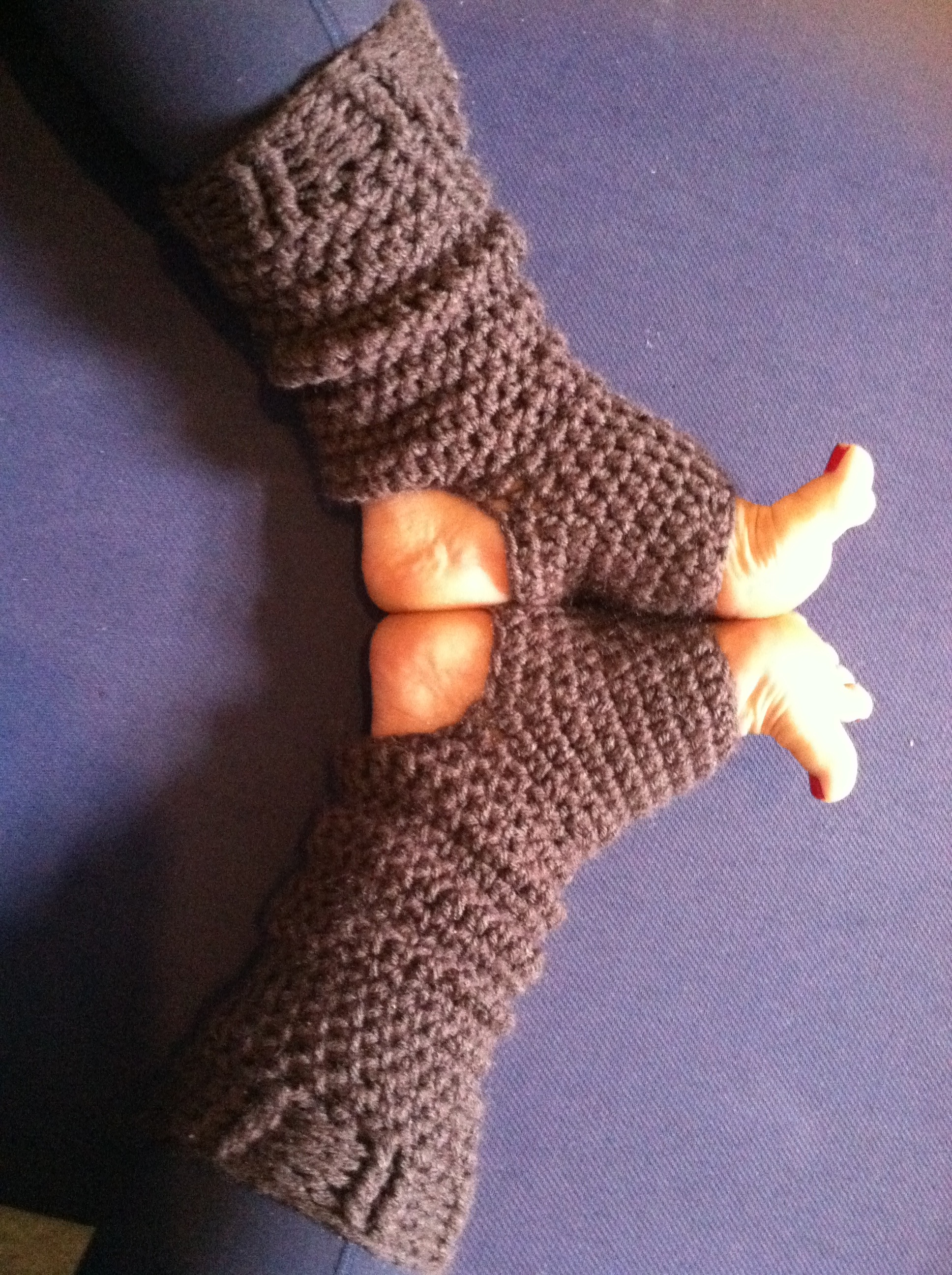 Crochet Yoga Socks ~ Dancer Socks~ Legwarmers