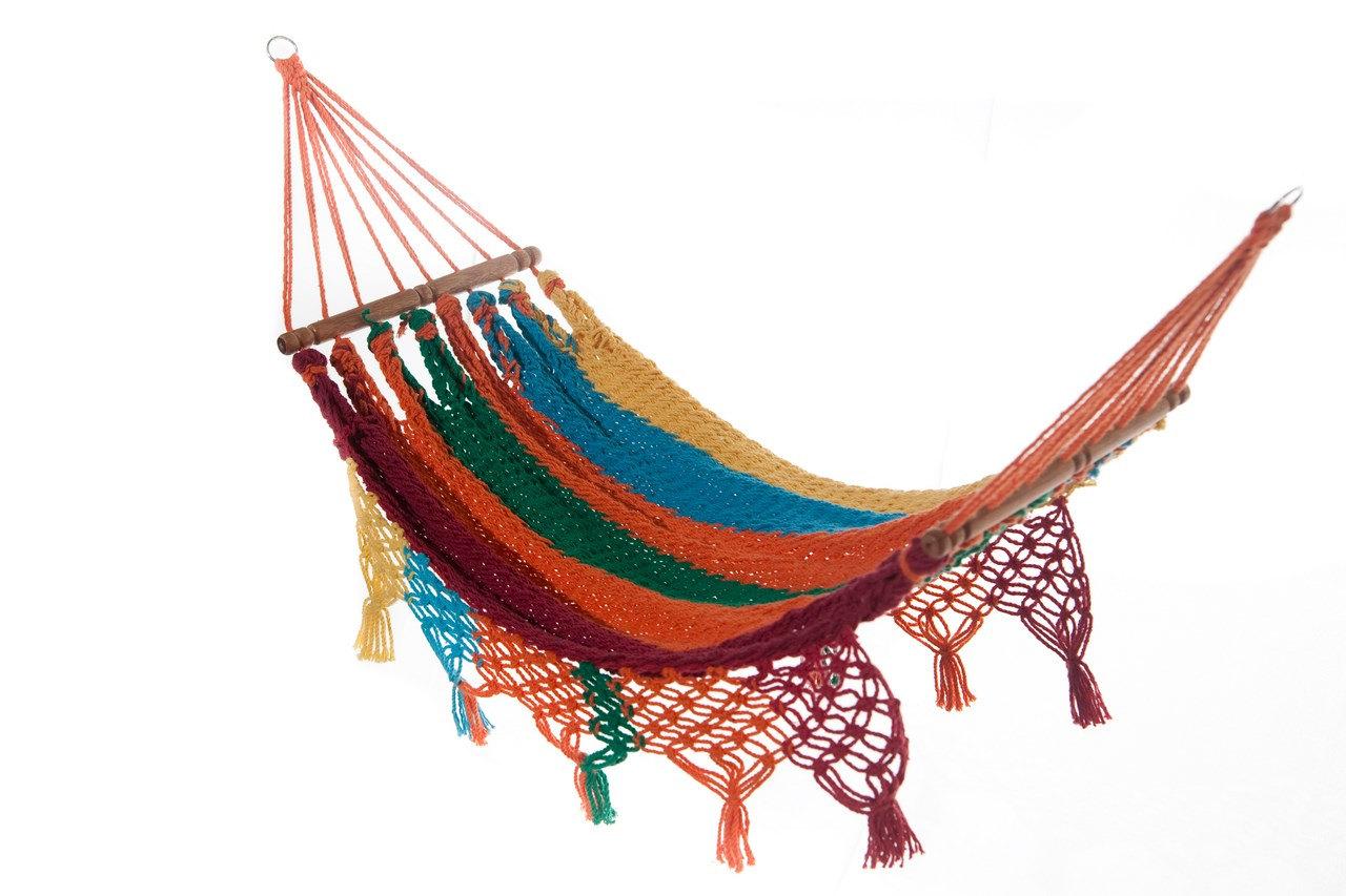 mission hammocks colorful baby outdoor indoor organic cotton bar