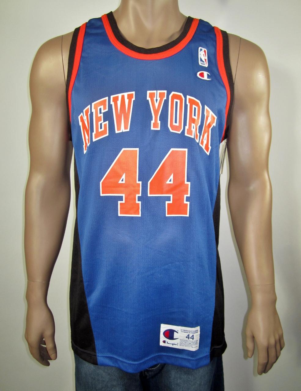 aeb40da8955 Hubert Davis New York Knicks Champion Jersey 44 NWT · DFRNSH8 ...