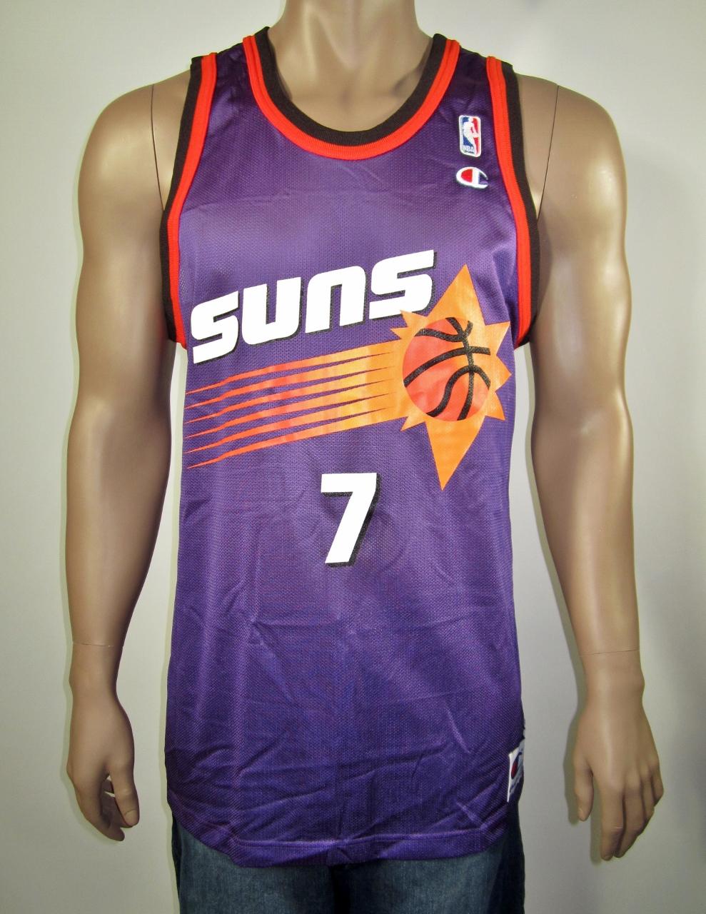 pretty nice ca3fa 1b51d Kevin Johnson Phoenix Suns Champion Jersey 44 NWT from DFRNSH8