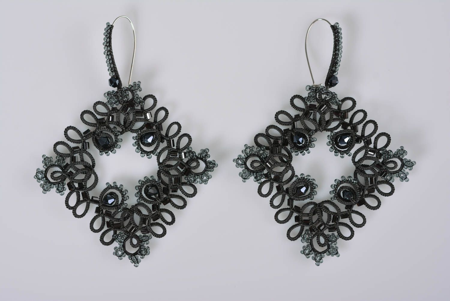 Handmade jewelry stylish earrings unique jewelry designer accessories gift  ideas sold by BrightestBijouterie