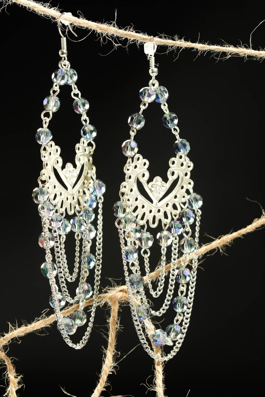 eabb69157a7 Handmade earrings in oriental style beaded earrings fashion jewelry for  girls