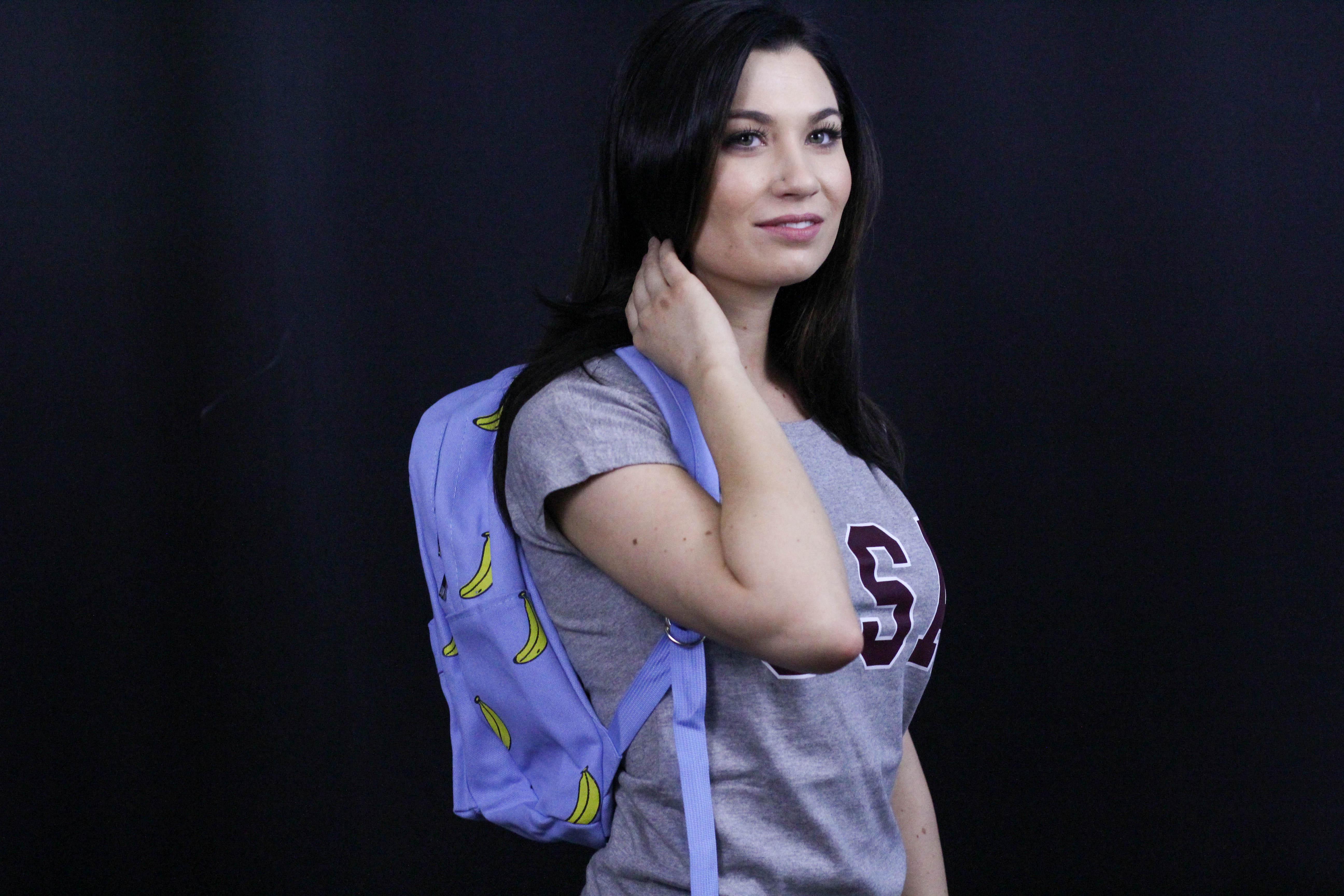 Backpack 8848 Bana: Banana Backpack On Storenvy