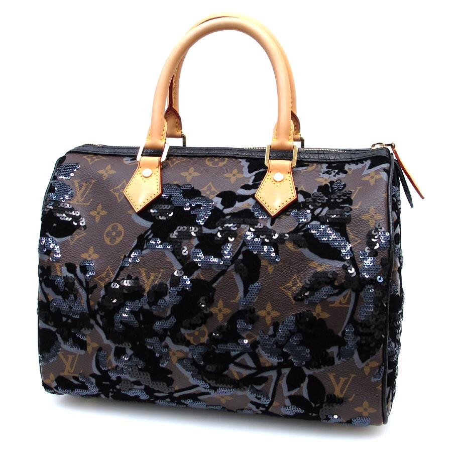 7a79c4d2953be 100% Authentic Louis Vuitton Monogram Fleur De Jais Speedy 30 on Storenvy