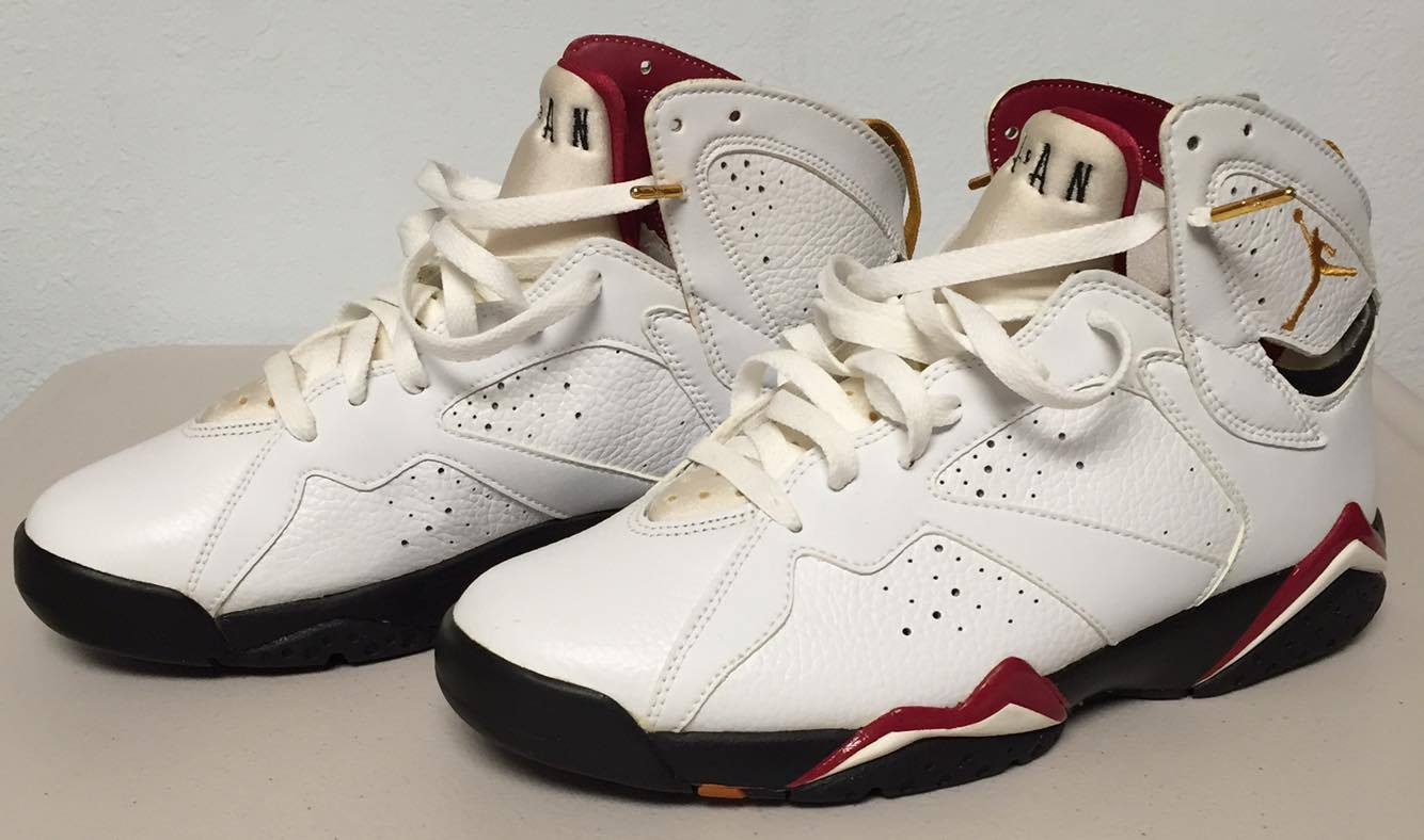 competitive price 40390 1abc9 Nike Air Jordan 7 from Eqvipped