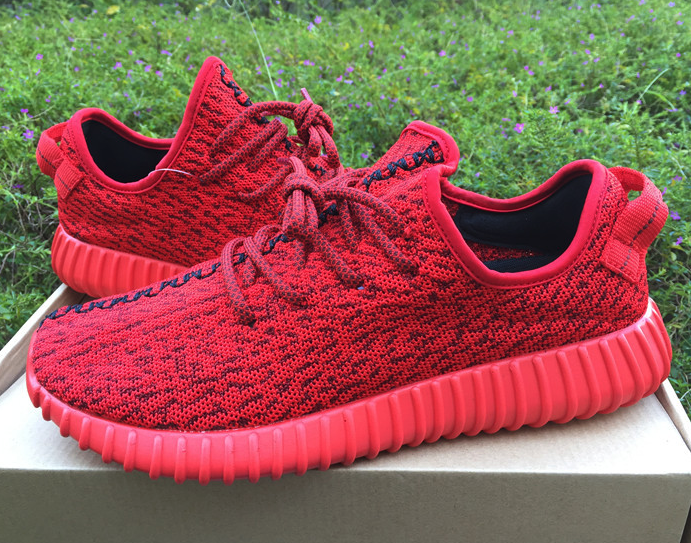 Yeezy Boost 350 Red October umfrage