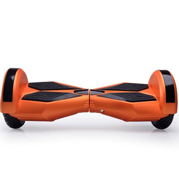 Lamborghini 6 5 Inch Smart Balance Wheel Orange With Travel Bag