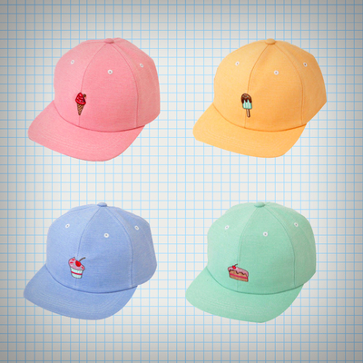 91587c935d1825 Pineapple Bucket hat · Ice Cream Cake · Online Store Powered by Storenvy