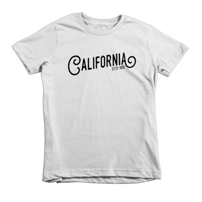 California Long Sleeve T Shirt Unisex Usa Swagg Online Store