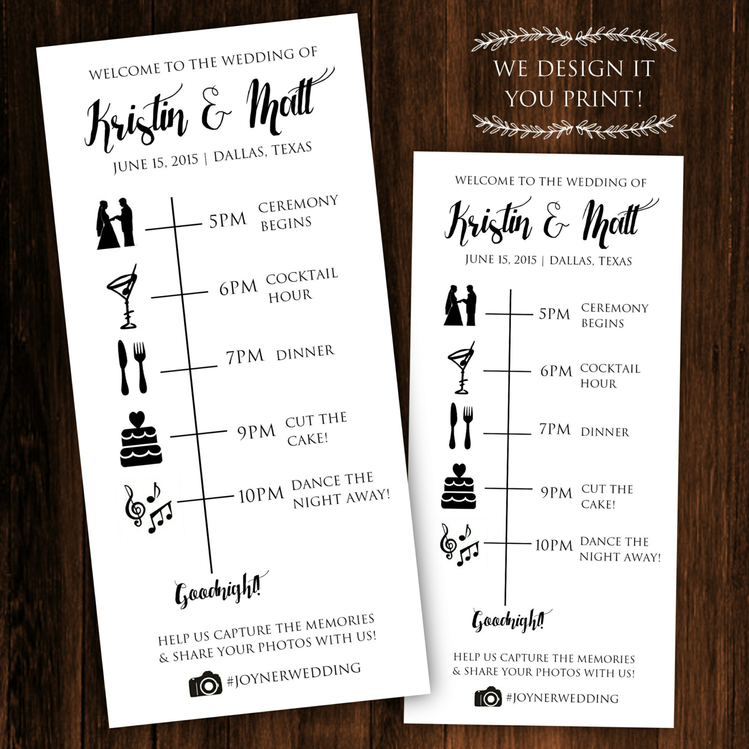 photo about Printable Wedding Programs referred to as Printable Wedding ceremony Timeline - Printable Wedding ceremony Itinerary - Marriage Itinerary Template - Wedding ceremony Computer software in opposition to Posh Pixel Patterns