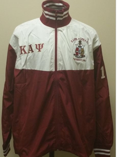 10cb1d83 Kappa Track Jacket · Greek CertiPHIed Apparel · Online Store Powered ...