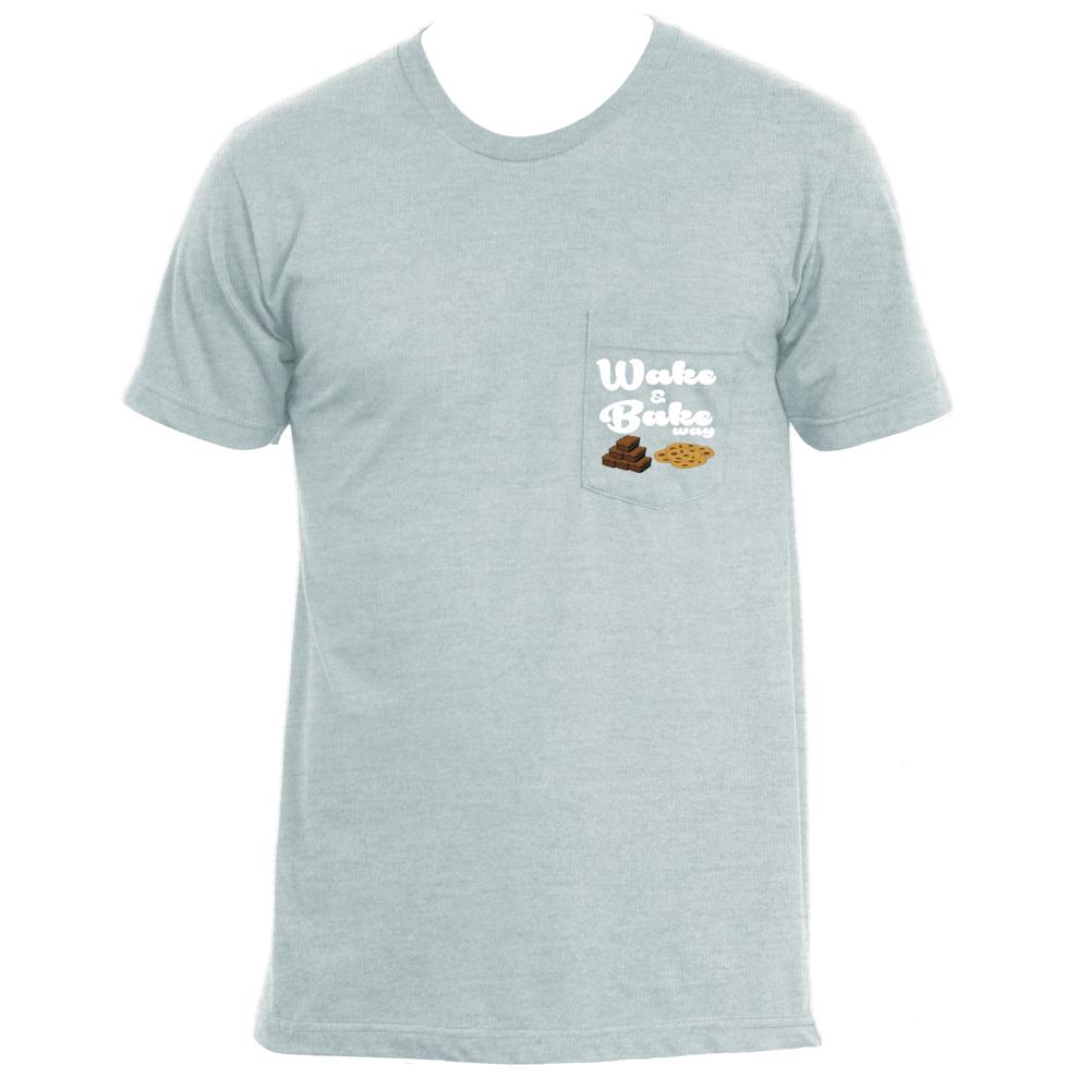 SEA GREEN WBW Pocket T-Shirt