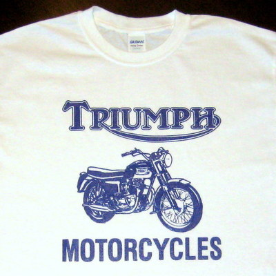 e1b9813431f5 Bob Dylan HWY 61 Triumph Motorcycle T Shirt · J's Motorbikes & Doughnuts ·  Online Store Powered by Storenvy