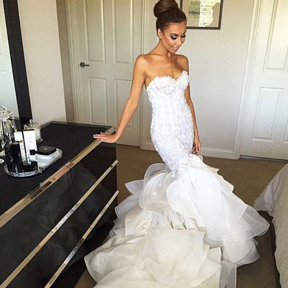 Wedding Dresses Mermaid Wedding Dresses Lace Wedding Dress Sexy Bridal Gown Organza Wedding Dresses Cheap Bridal Gown Pd190051 Focusdress Online Store Powered By Storenvy