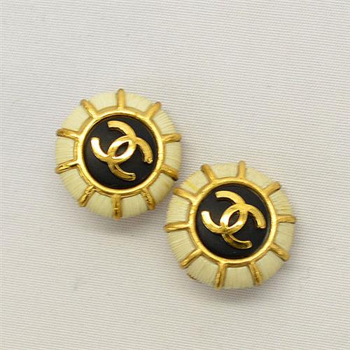 a719f08ab3a73a 100% Authentic Vintage Chanel Earrings on Storenvy