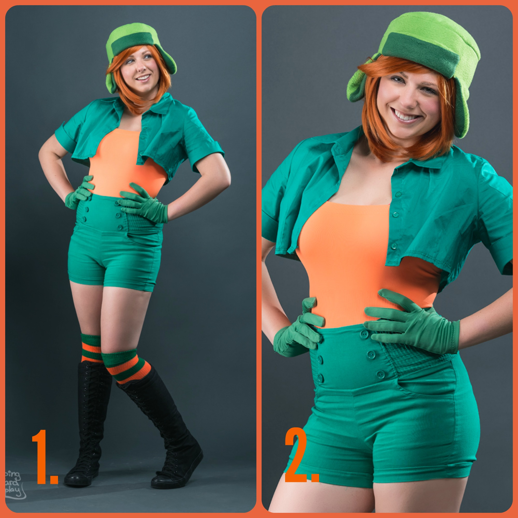 south cosplay Kyle park