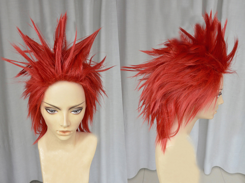 My Hero Academia Eijirou Kirishima Cosplay Wig For Sale On