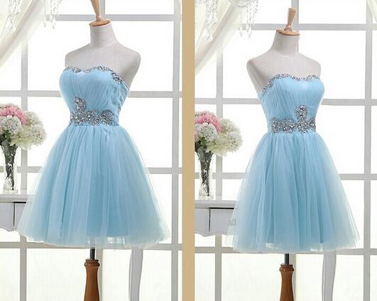 cad94b31258 Solo Dress Light Sky Blue Homecoming Dress